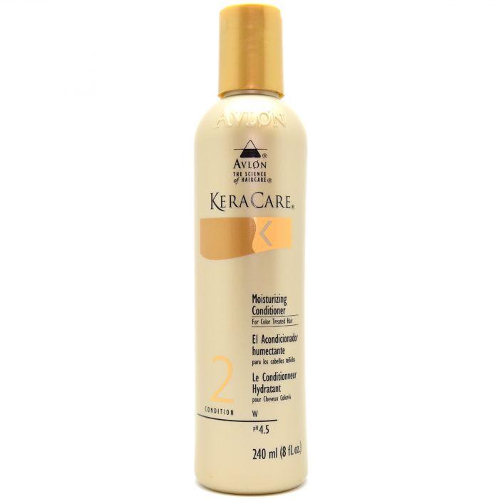 Avlon Keracare Moisturizing Conditioner For Color Treated Hair 8 Fl