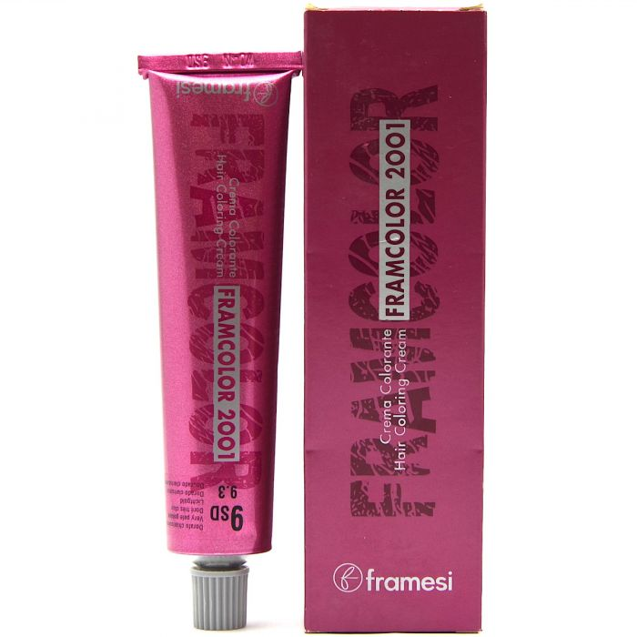 Framesi Framcolor 2001 Hair Coloring Cream 2 fl. oz. (60 ml)