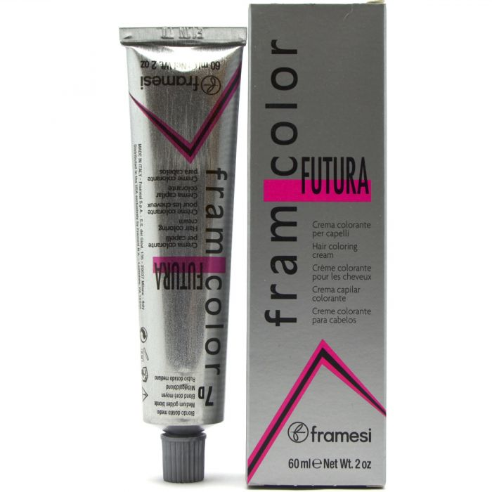 Framesi Framcolor Futura Hair Coloring Cream 2 fl. oz. (60 ml)