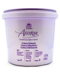 Avlon Affirm Conditioning Creme Relaxer Original Fomula