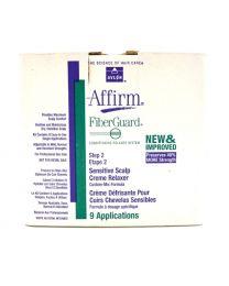 Avlon Affirm FiberGuard Sensitive Scalp Creme Relaxer 9-Pack