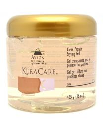 Avlon KeraCare Clear Protein Styling Gel 16 oz. (455 g)