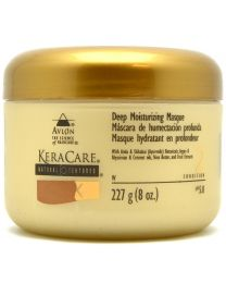 Avlon KeraCare Natural Textures Deep Moisturizing Masque 8 oz. (227 g)