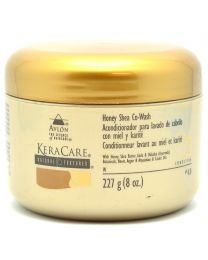 Avlon KeraCare Natural Textures Honey Shea Co-Wash 8 oz. (227 g)