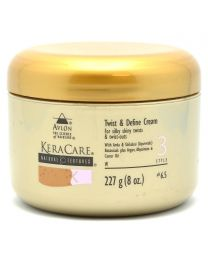 Avlon KeraCare Natural Textures Twist & Define Cream 8 oz. (227 g)