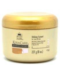 Avlon KeraCare Natural Textures Defining Custard 8 oz. (227 g)