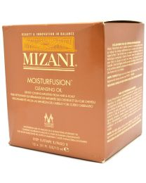 Mizani Moisturfusion Cleansing Oil 12 x .51 fl. oz. (15 ml)