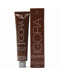 Schwarzkopf Igora Color10 Permanent 10 Minute Color Creme 2.1 fl. oz. (60 g)