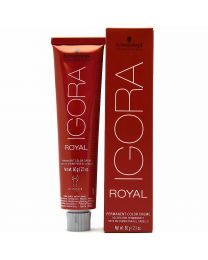 Schwarzkopf Igora Royal Permanent Color Creme 2.1 fl. oz. (60 g)