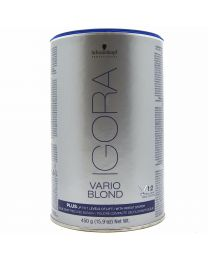 Schwarzkopf Igora Vario Blond Blue Dust-Reduced Bleach 15.9 oz. (450 g)