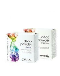 Tricol Deco Powder Blue & White Bleaching Powder & Cream